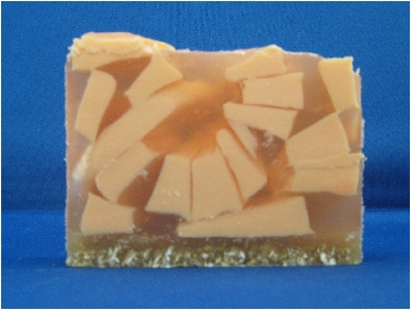 Peach Pie Glycerin Soap